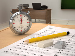 Preparing for Admissions Tests