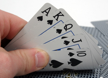 Play the Hand You Have Been Dealt