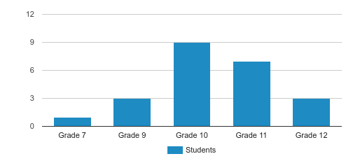 Hamilton Academy Student By Grade