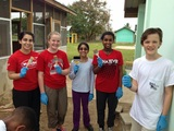 Upper School students have the opportunity to participate in our international service learning trips to Belize and Costa Rica.