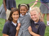 Our Big and Little Buddy program puts our youngest students with our oldest