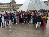 5th grade students from all of LILA's campuses take part in the school's traditional two-week field trip to France where LILA students attend school with their French 5th grade counterparts, and visit historical monuments that they have studied about during their elementary years.
