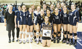 St. Margaret's Girls Volleyball received second place in league play, dominated their CIF-SS playoff matches and made it to the 2014 CIF-SS Finals. St. Margaret's offers 24 varsity sports, 18 junior varsity sports and holds  29 CIF Championships in school history.