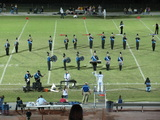 Our Bulldog Band at Halftime!