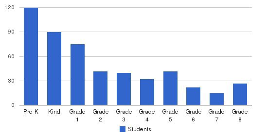 Resurrection Of Our Lord Students by Grade