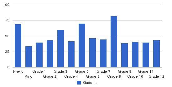Yeshiva & Mesivta Torah Temimah Students by Grade
