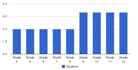 Nsoromma School Students by Grade