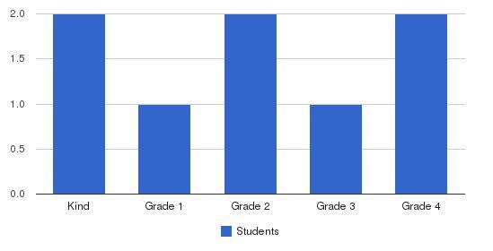 Wen Jian Ying Students by Grade
