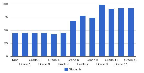 Polytechnic School Students by Grade