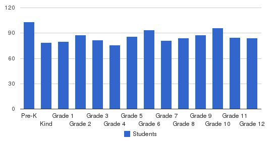 The Awty International School Students by Grade