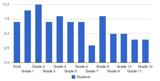 Muhammad University Of Islam Students by Grade