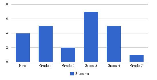 Al Yaqeen Academy Students by Grade