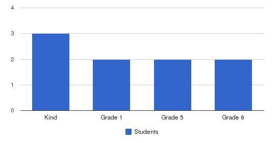Casablanca Academy Students by Grade