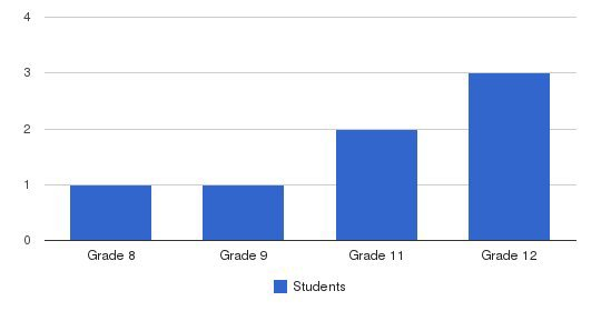 Murphy & Dwyer Academy Students by Grade