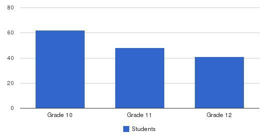 American Academy Of Pinecrest Students by Grade