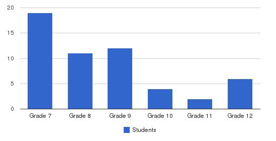 Mechina Of South Florida Students by Grade