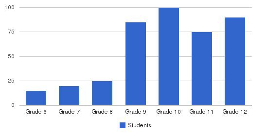 Damien Memorial School Students by Grade