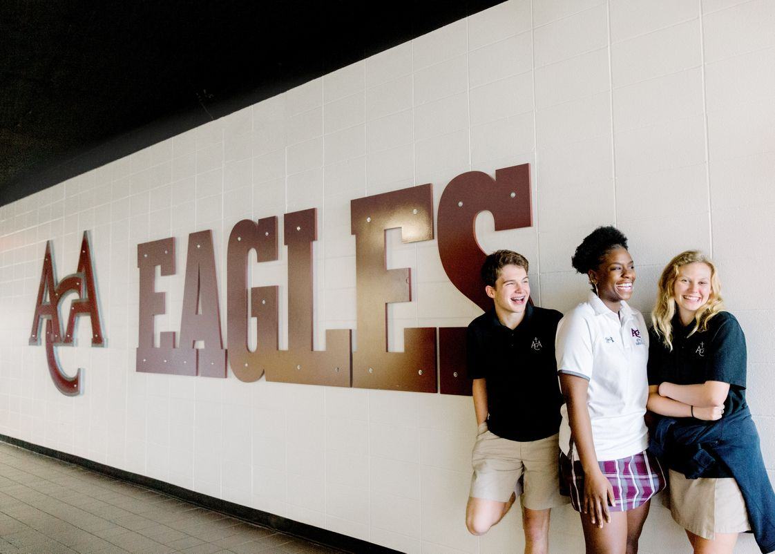 Alabama Christian Academy Photo #1 - At Alabama Christian Academy we are committed to creating a Christ-centered environment that encourages students to dream to the future and dare to make a difference. Along with advanced academics, ACA provides a comprehensive AHSAA athletics program, an award-winning fine arts department and other enrichment opportunities. Soar into excellence at ACA!