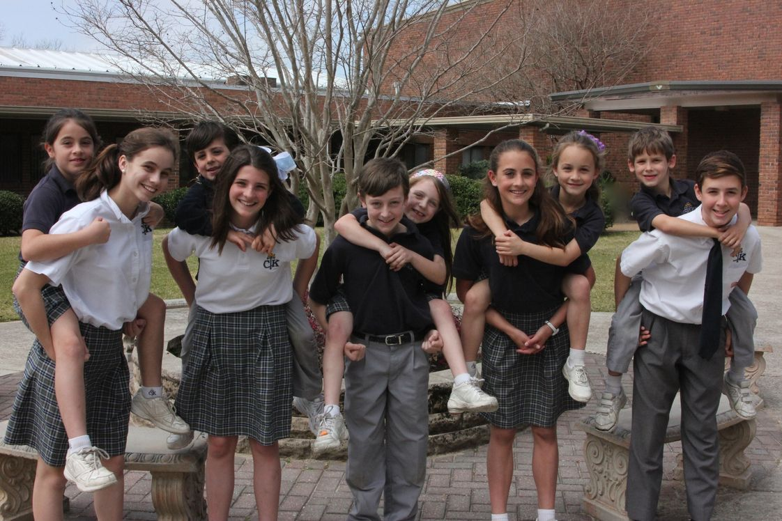 Christ The King Catholic School Photo