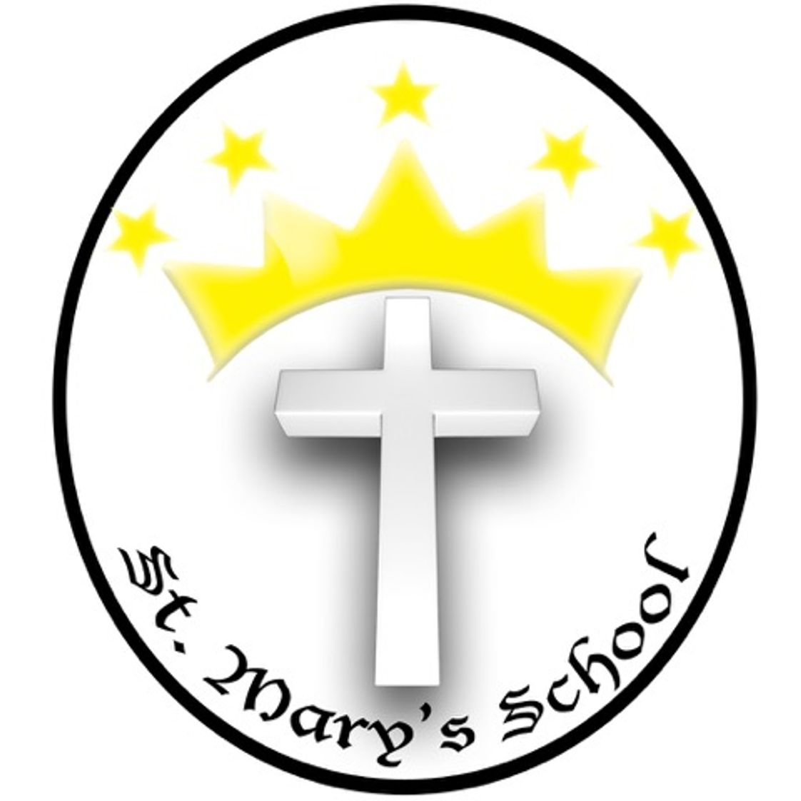St. Mary's School Photo - Our logo.
