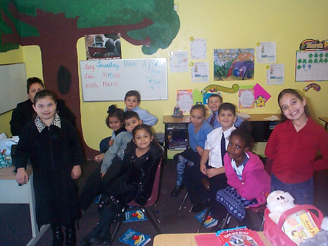 "South Bay Christian Academy Photo - Students from the Primary class on a ""dress up"" day during Spirit Week"