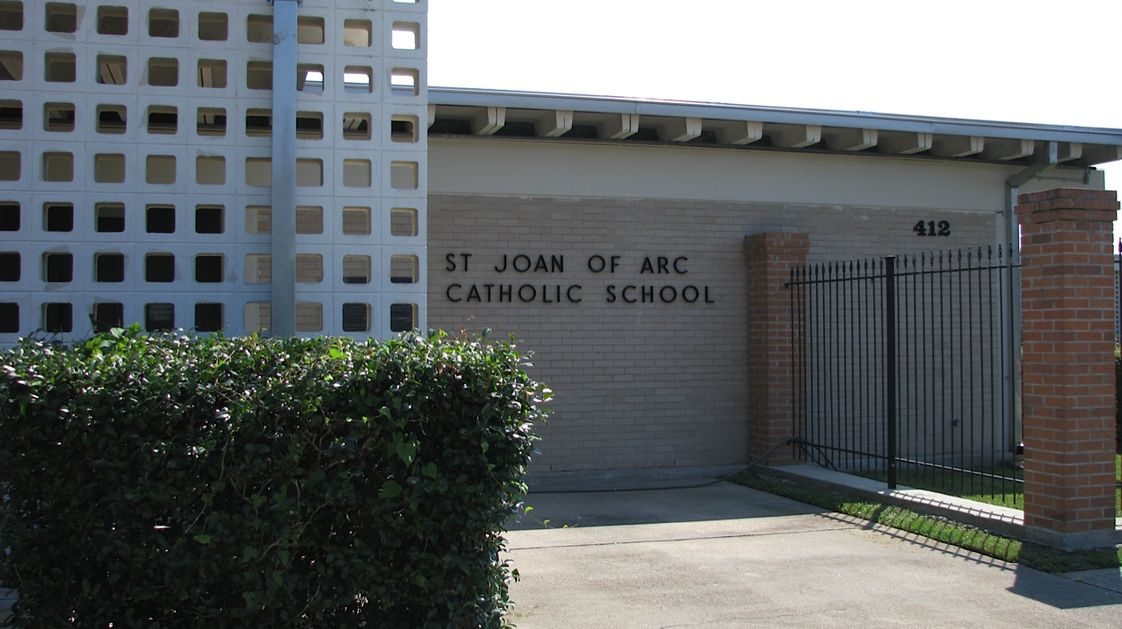 St. Joan Of Arc Catholic School Photo #1 - The St. Joan of Arc Catholic School community dedicates its efforts and services to the spiritual and academic preparation of our students to proclaim and live the Good News of Jesus Christ.
