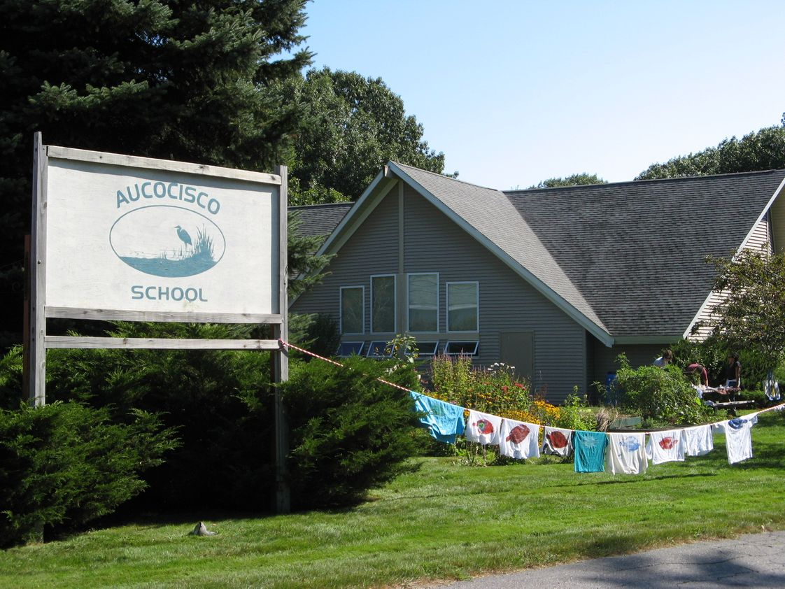 Aucocisco School Photo - First Day of School 2011