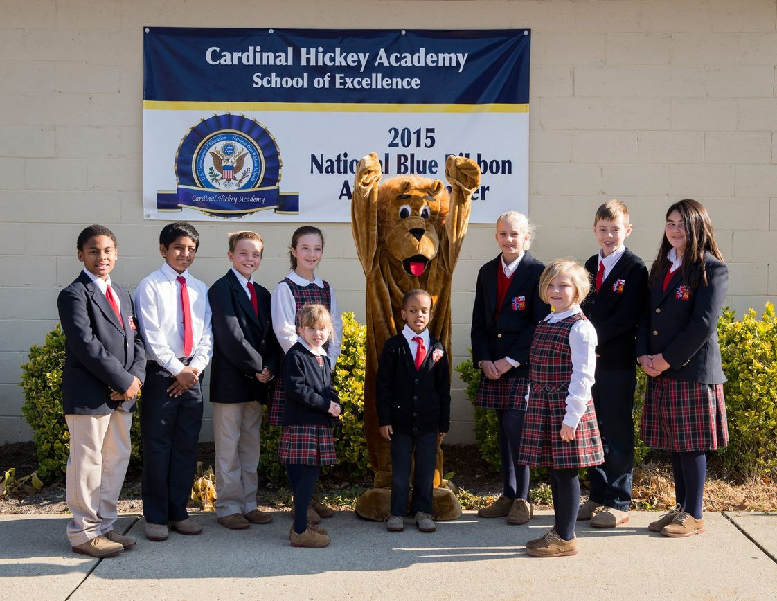 Cardinal Hickey Academy Photo #1 - 2015 Blue Ribbon School Award of Excellance