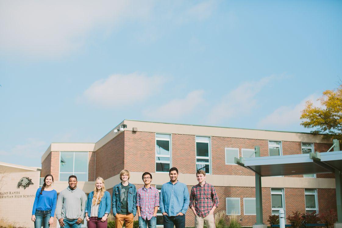 Grand Rapids Christian High School Profile 2020 21 Grand Rapids Mi