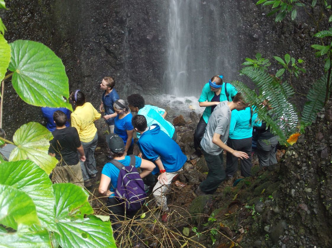 DeLaSalle High School Photo - ACADEMICS: The Global Advantage Program offers students the opportunity to earn college credit through rigorous international travel courses, such as Biology study in the Costa Rican Rain Forest.