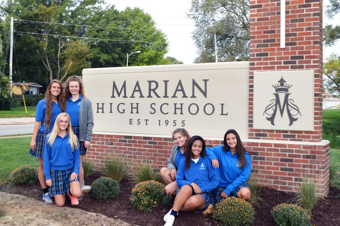 Marian High School Photo