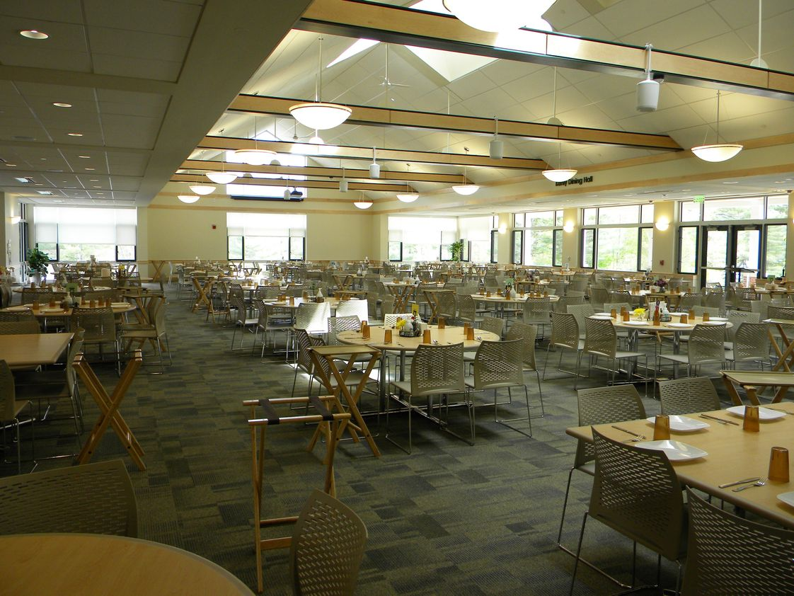 Cardigan Mountain School Photo - The Kenly Dining Hall opened in spring 2013.