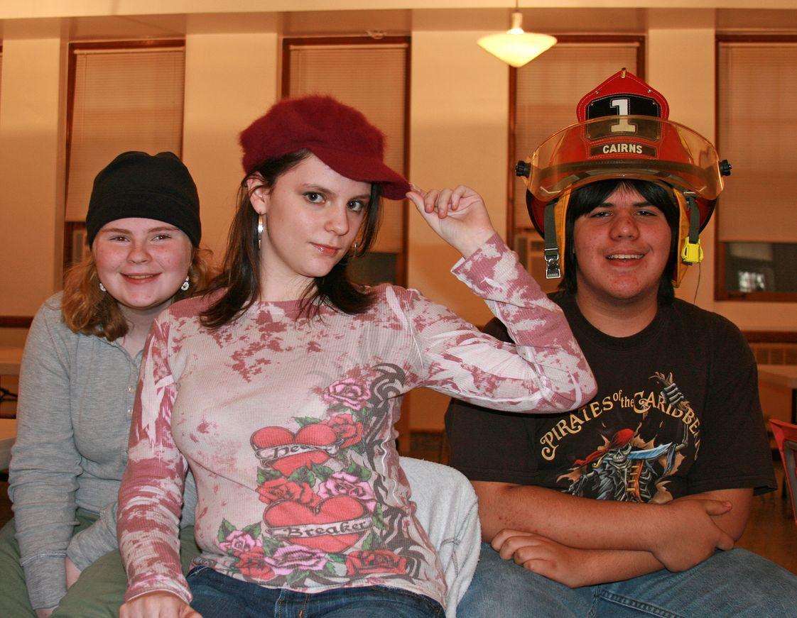 Montgomery Academy Photo #1 - Crazy Hats Day