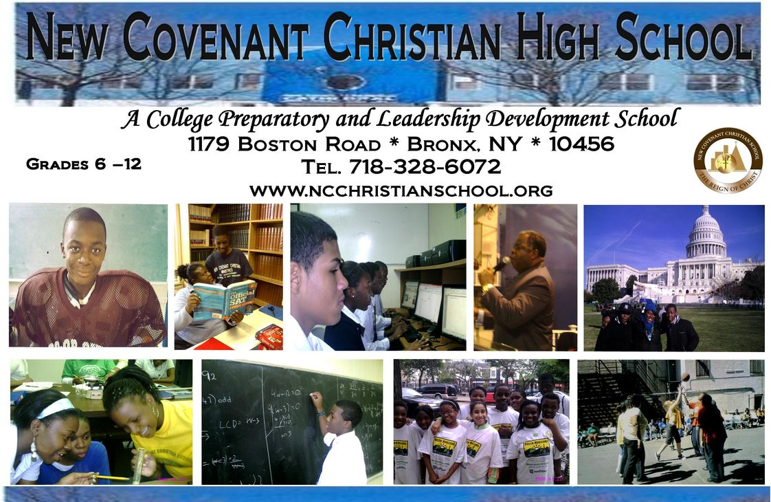 New Covenant Christian School Photo - New Covenant Christian High School
