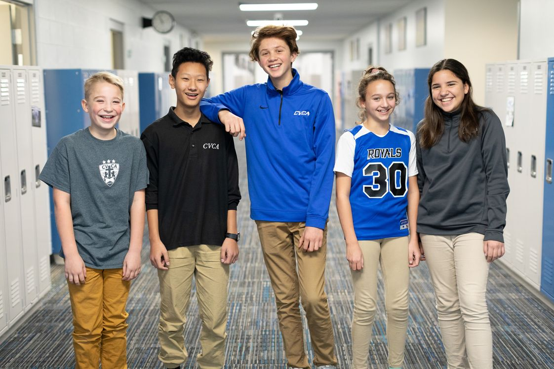Cuyahoga Valley Christian Academy Photo - We love our students!