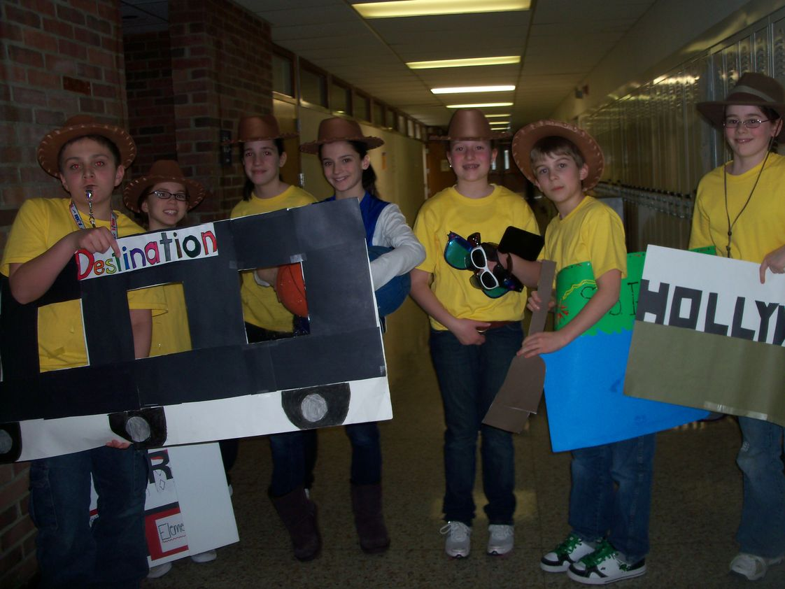 St. Ambrose School Photo #1 - Every year St. Ambrose students have the opportunity to participate in the local Destination Imagination Competition.
