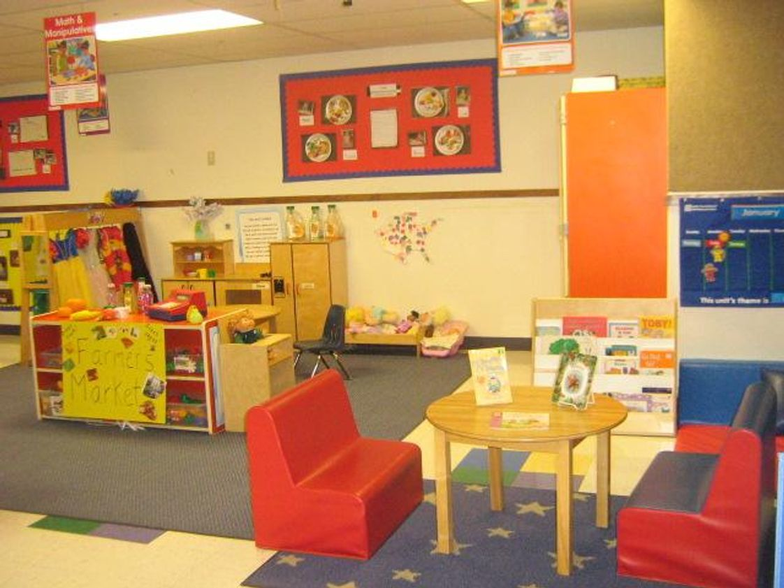 Chambers KinderCare Photo - Discovery Preschool Classroom
