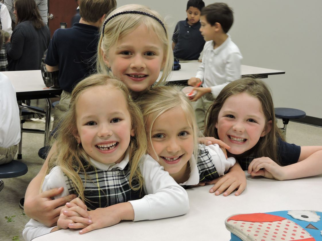 Covenant Christian Academy Photo #1 - Building lifelong friendships is a wonderful opportunity for students at Covenant.