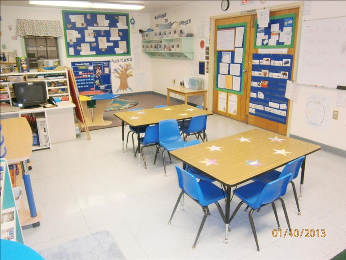 Willow Street KinderCare Photo #1 - Private Kindergarten Classroom