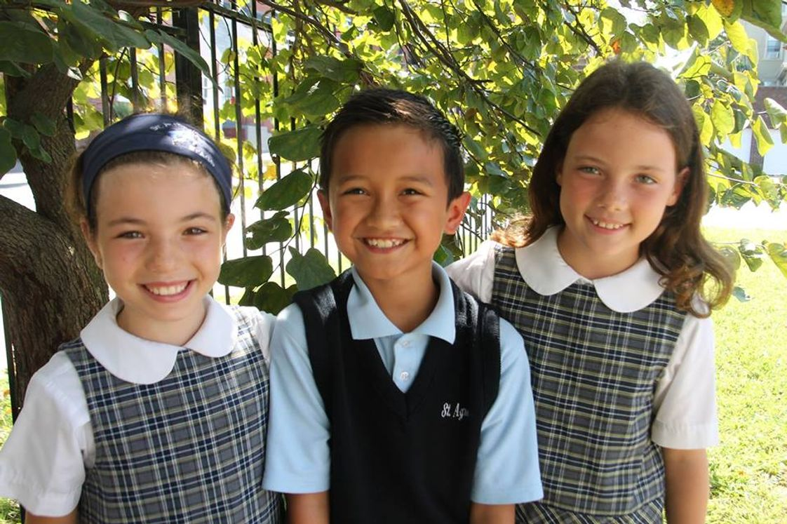 St Agnes Catholic School Photo #1 - Our mission at Saint Agnes Catholic School is to develop every student spiritually, intellectually, physically, emotionally, and socially in a joyful, faith-based environment that inspires integrity, citizenship, leadership and service to others in the Church and in the world.