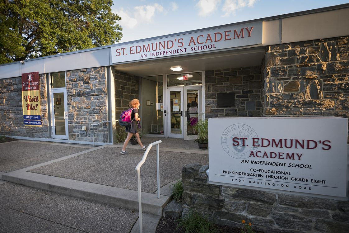 St. Edmund's Academy Photo - St. Edmund's Academy, Squirrel Hill, PA