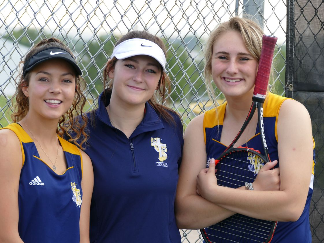 Rapid City Christian School Photo - Girls' Tennis