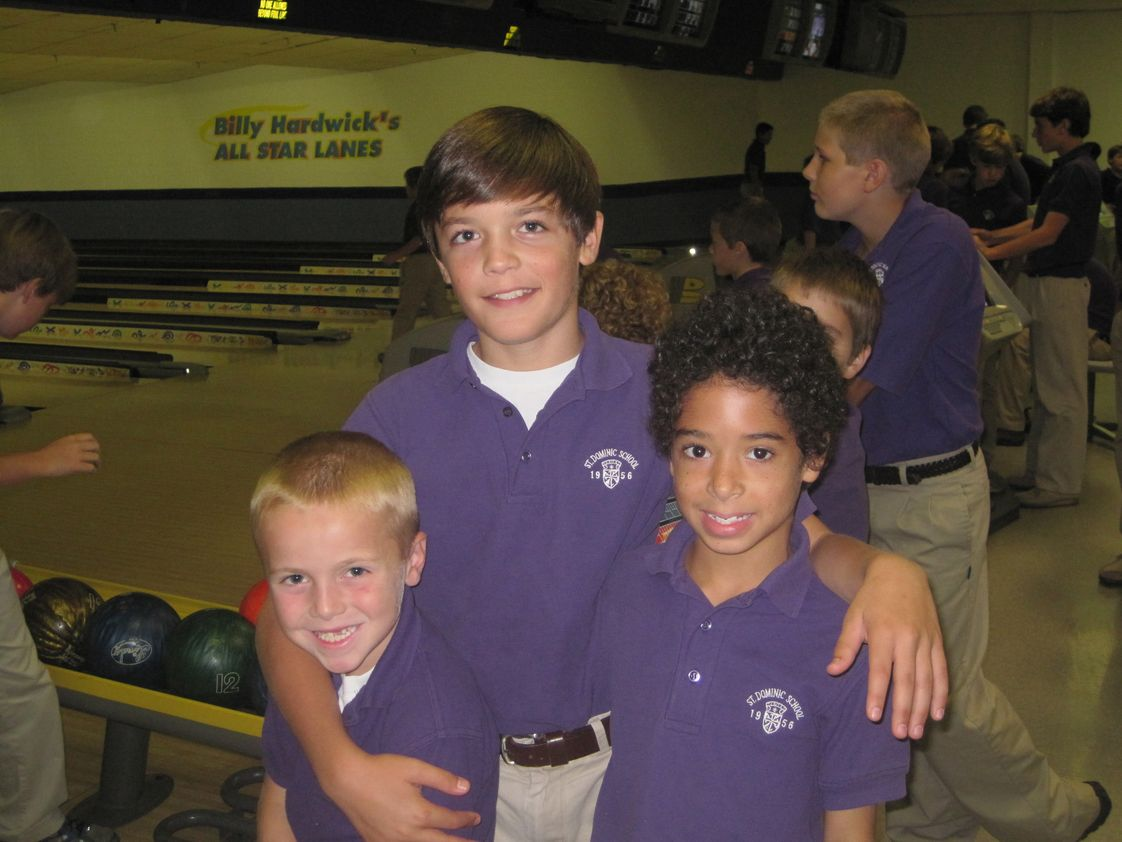 St. Dominic School For Boys Photo #1 - Big brother/Little Brother Bowling Fun