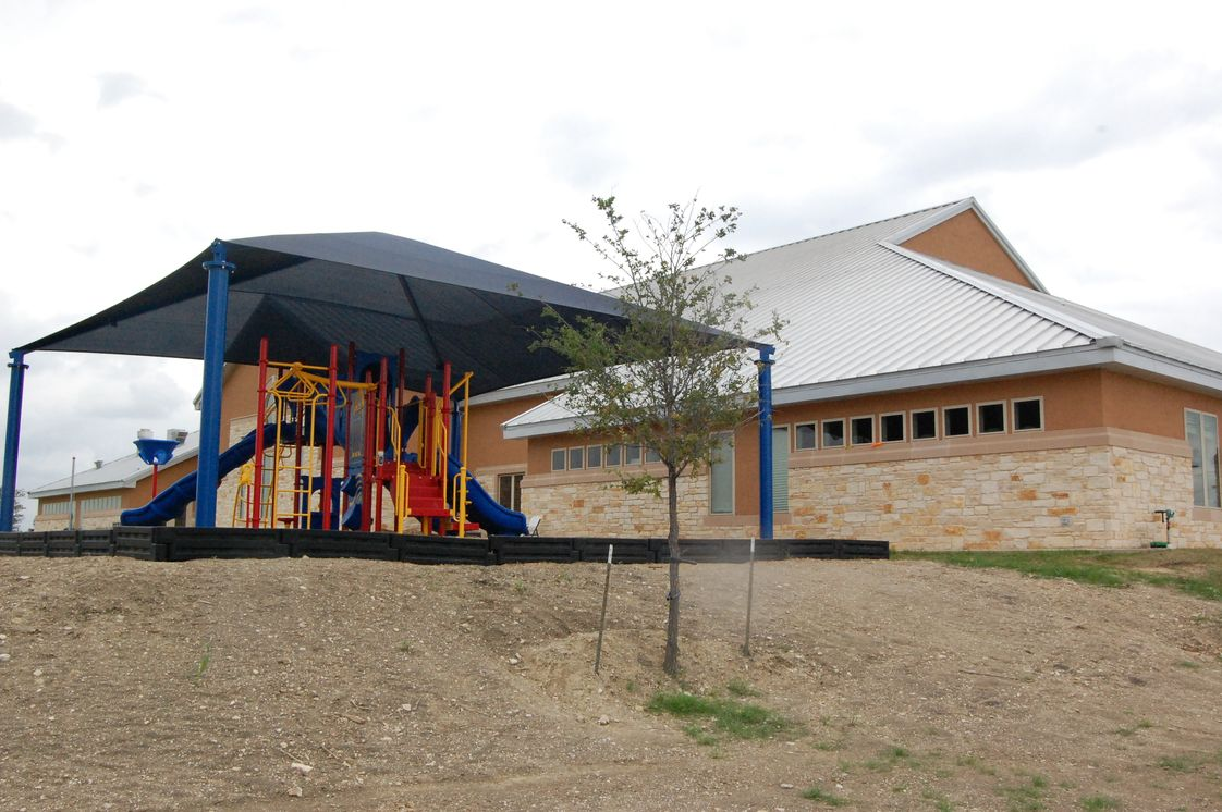Stonehill Christian Academy Photo #1 - School has a new play structure.