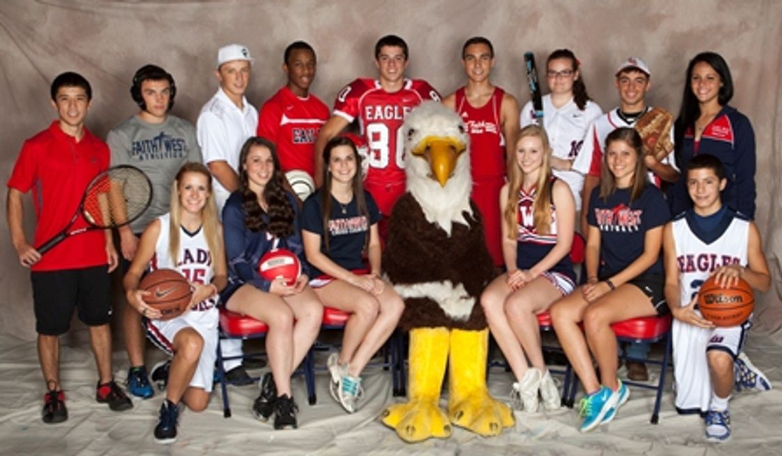 Faith West Academy Photo - Go Eagles!