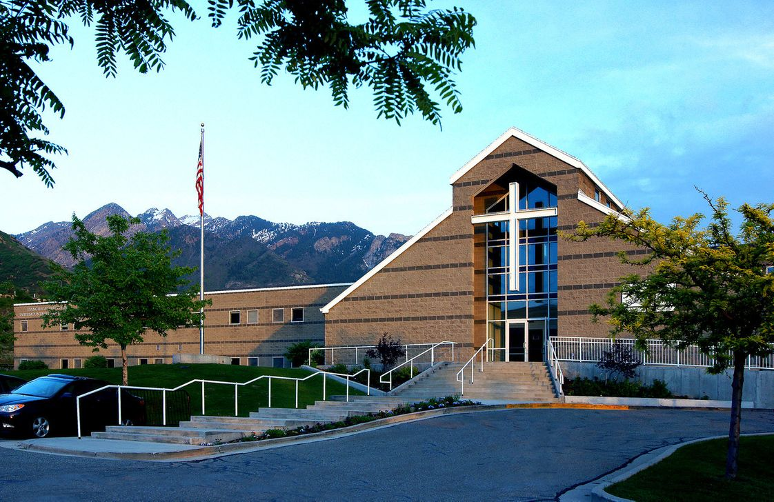 Intermountain Christian School Photo - Intermountain Christian School is conveniently located at the foot of the Wasatch Mountains in Salt Lake City and offers classes Preschool (3 years old) through 12th grade.