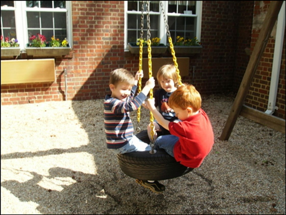 Old Donation Episcopal Day School Photo #1 - Playground Time