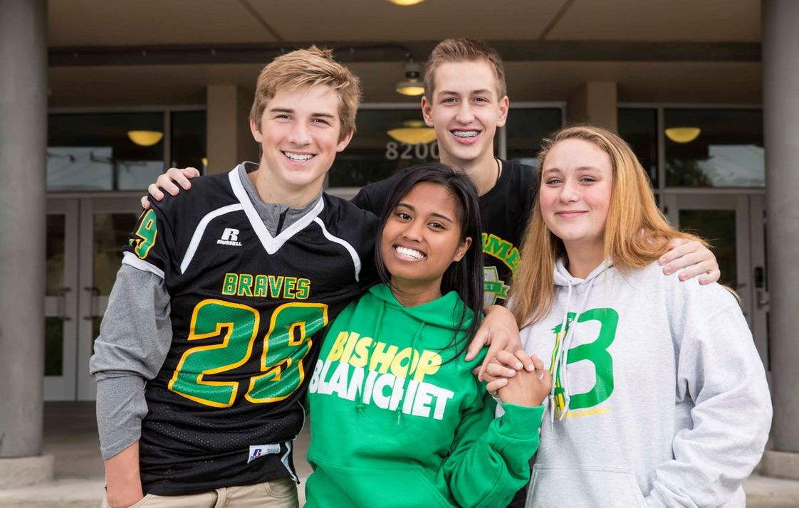 Bishop Blanchet High School Photo #1