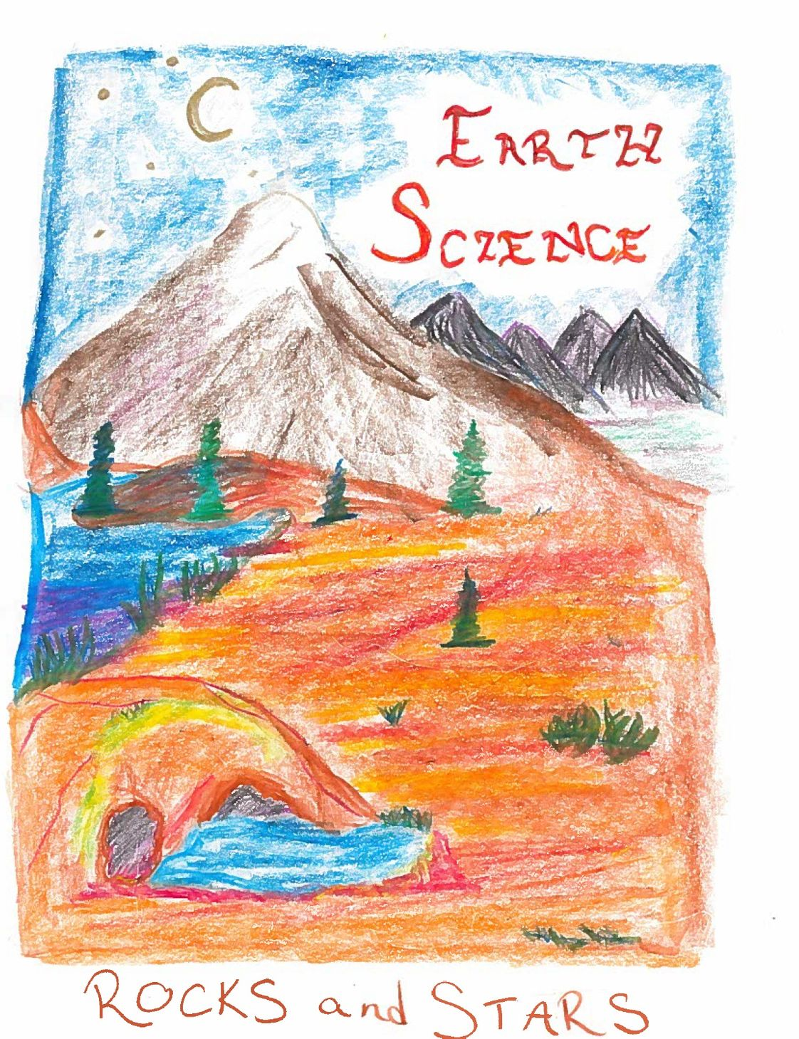 Seattle Waldorf School Photo #1 - Sixth grade Earth Sciences