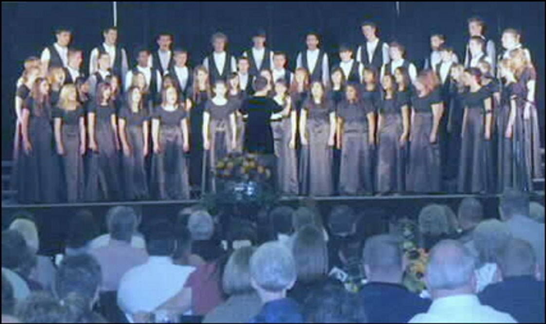 Kings Christian School Photo - One of several concerts our vocal musical department puts on during the course of the school year.